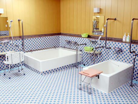 グッドタイムホーム・茅ヶ崎(住宅型有料老人ホーム)の画像(7)浴室