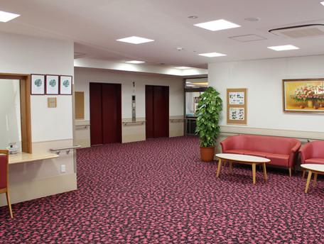 グッドタイムホーム・茅ヶ崎(住宅型有料老人ホーム)の画像(9)エントランス
