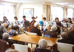 グッドタイムホーム・茅ヶ崎(住宅型有料老人ホーム)の画像(10)イベント