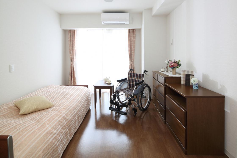 グランダ新高円寺(介護付有料老人ホーム(一般型特定施設入居者生活介護))の画像(3)3F 居室イメージ