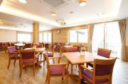 ハイムガーデン立川幸町(サービス付き高齢者向け住宅)の画像(9)食堂