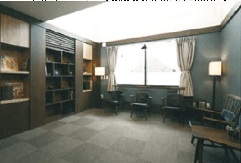 ハイムガーデン立川幸町(サービス付き高齢者向け住宅)の画像(3)共有スペース