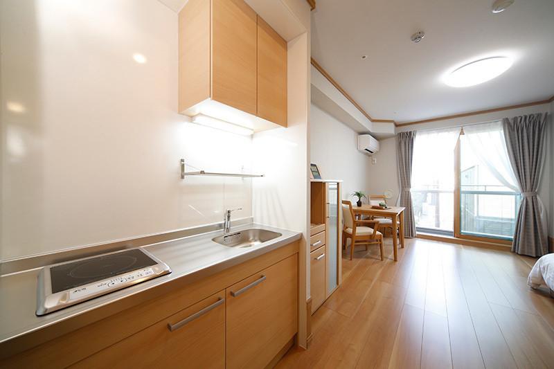 ハイムガーデン立川幸町(サービス付き高齢者向け住宅)の画像(7)居室