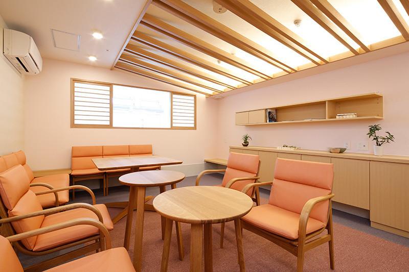 ハイムガーデン立川幸町(サービス付き高齢者向け住宅)の画像(8)共有ラウンジ