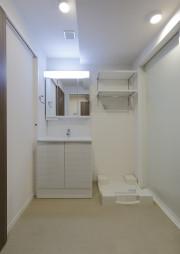 グランドマスト横浜浅間町(サービス付き高齢者向け住宅)の画像(9)洗面台