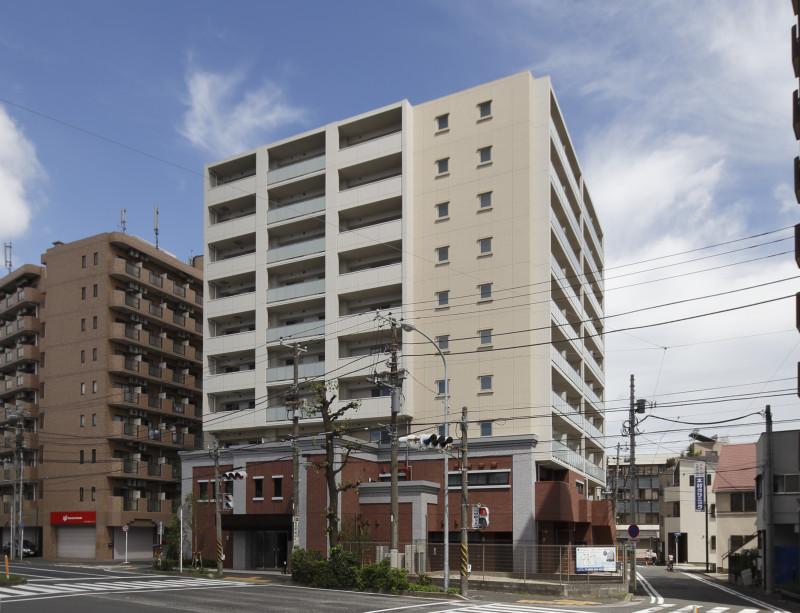 グランドマスト横浜浅間町(サービス付き高齢者向け住宅)の画像(1)外観