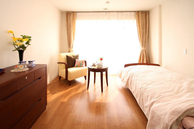 グランダ上井草(介護付有料老人ホーム(一般型特定施設入居者生活介護))の画像(2)居室イメージ