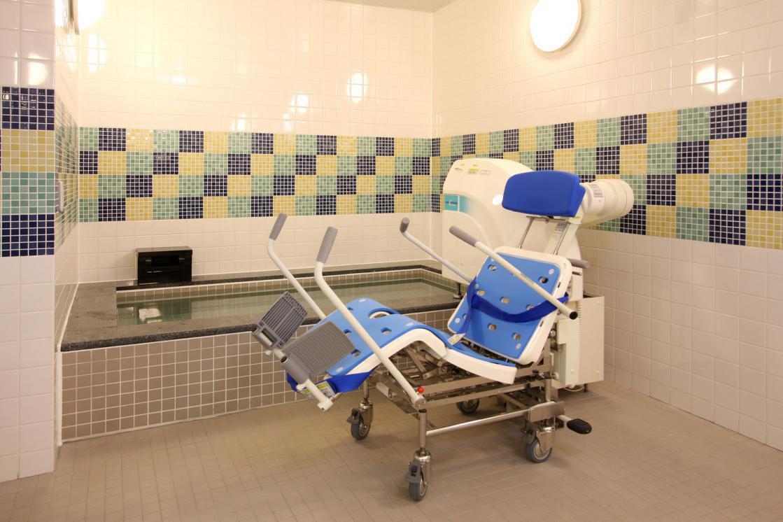 グランダ上井草(介護付有料老人ホーム(一般型特定施設入居者生活介護))の画像(7)1F 浴室