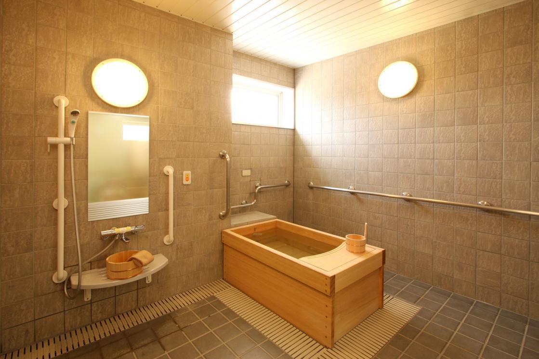 グランダ上井草(介護付有料老人ホーム(一般型特定施設入居者生活介護))の画像(8)2F 浴室