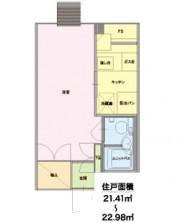 神奈川県あんしん賃貸住宅 ジョイライフ第1ウィステリアヒルズの画像(3)