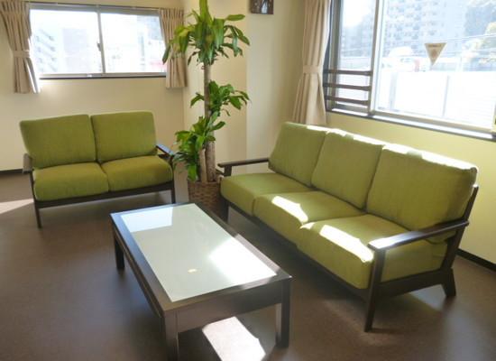 リリーフモア北野(サービス付き高齢者向け住宅)の画像(3)共有スペース