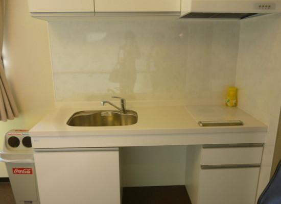 リリーフモア北野(サービス付き高齢者向け住宅)の画像(6)共用キッチン
