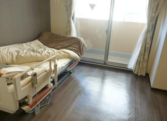 リリーフモア北野(サービス付き高齢者向け住宅)の画像(8)居室
