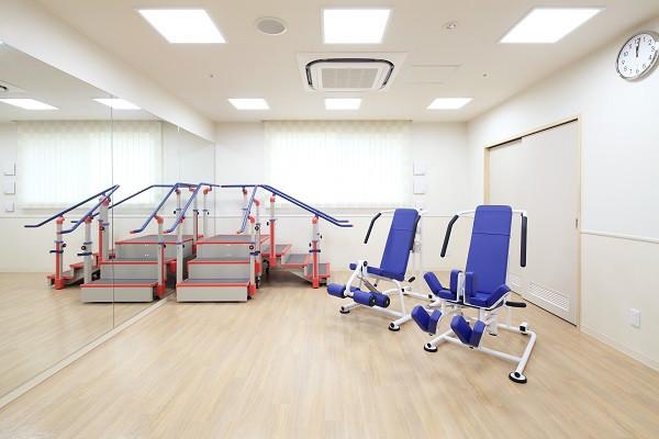 ニチイホーム川口(介護付有料老人ホーム(一般型特定施設入居者生活介護))の画像(7)機能訓練室