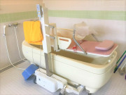 昭和の里 ときがわ別所(介護付有料老人ホーム)の画像(15)機械浴
