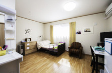 エイジフリーハウス八王子並木町(サービス付き高齢者向け住宅)の画像(2)居室