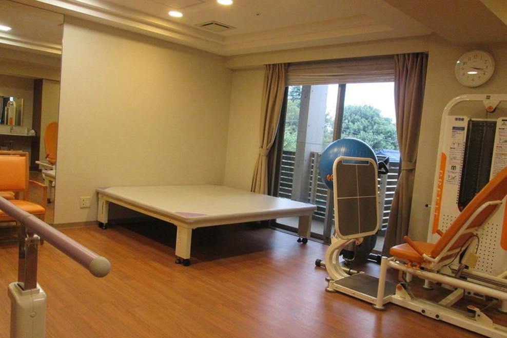 アリア上井草(介護付有料老人ホーム(一般型特定施設入居者生活介護))の画像(8)3F 機能訓練室