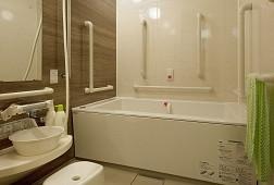 そんぽの家小倉(介護付有料老人ホーム)の画像(6)浴室