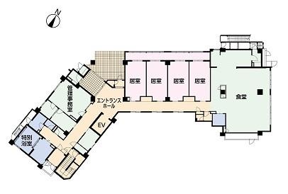 そんぽの家経堂(介護付有料老人ホーム)の画像(8)
