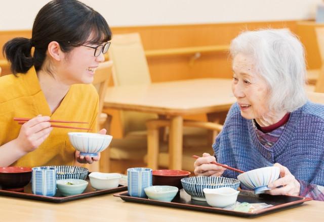 そんぽの家経堂(介護付有料老人ホーム)の画像(14)