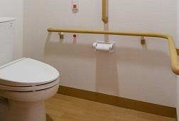 そんぽの家新百合ヶ丘(介護付有料老人ホーム)の画像(7)トイレ。