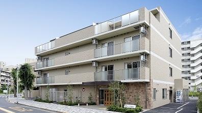 そんぽの家三鷹新川の画像