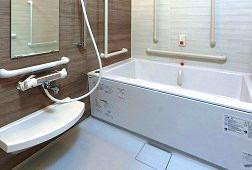 そんぽの家三鷹牟礼(介護付有料老人ホーム)の画像(7)浴室