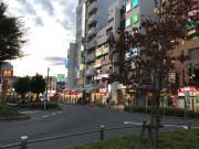 そんぽの家高円寺(介護付有料老人ホーム)の画像(20)駅ロータリー
