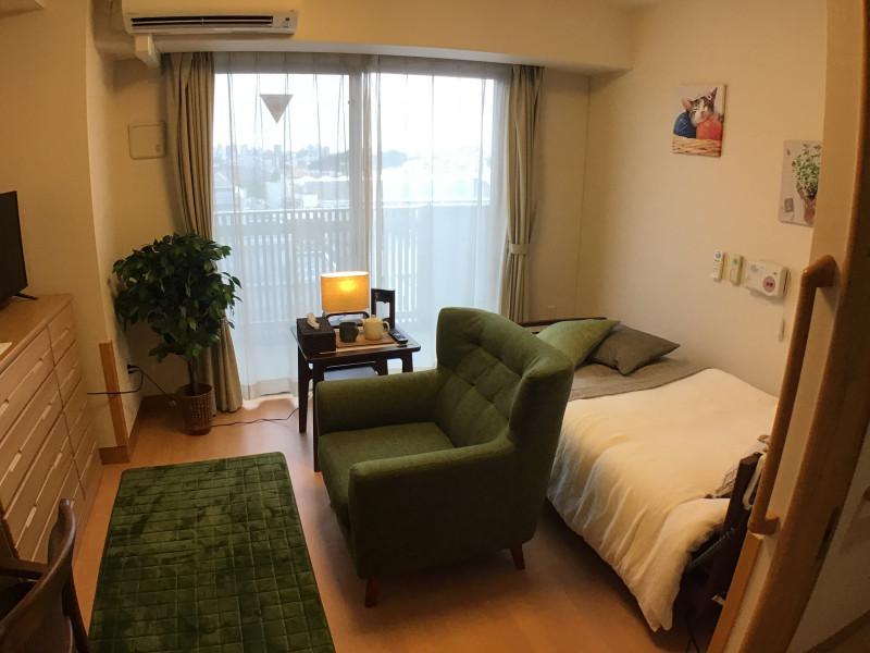 そんぽの家高円寺(介護付有料老人ホーム)の画像(9)居室
