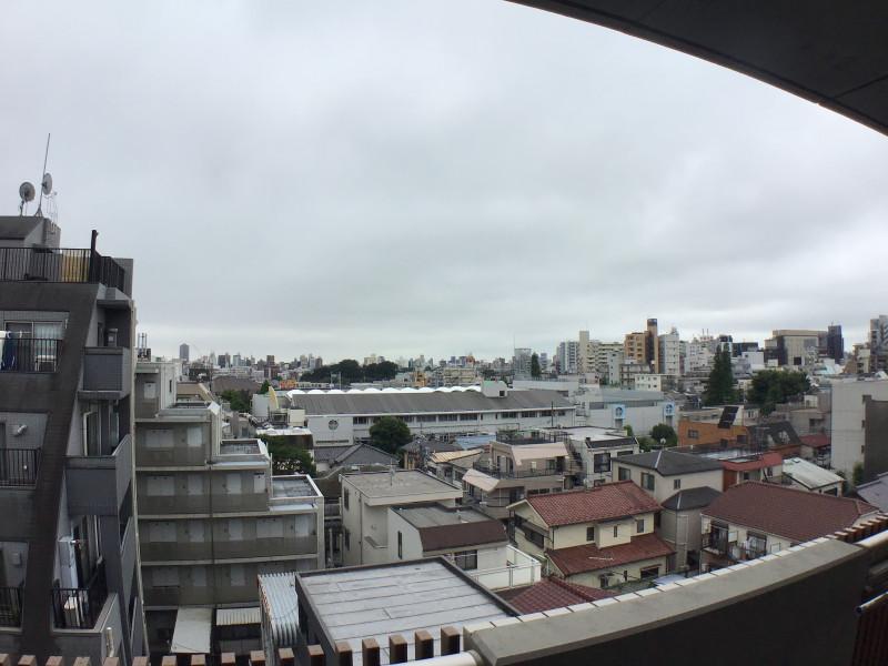 そんぽの家高円寺(介護付有料老人ホーム)の画像(12)居室からの眺め