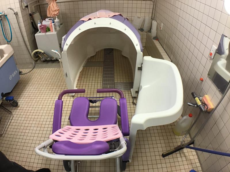 そんぽの家高円寺(介護付有料老人ホーム)の画像(13)浴室