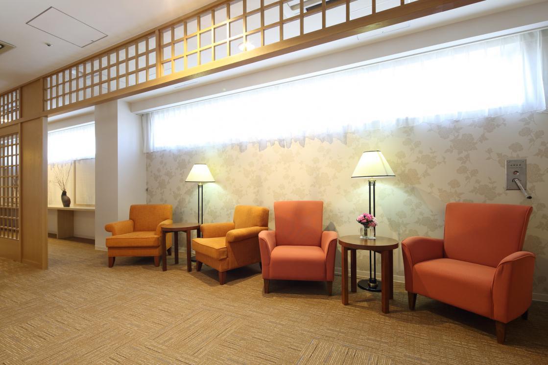 アリア高井戸(介護付有料老人ホーム(一般型特定施設入居者生活介護))の画像(8)4F 図書スペース