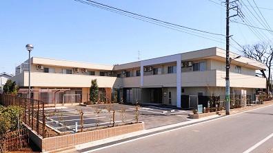そんぽの家石神井公園(介護付有料老人ホーム)の画像(1)