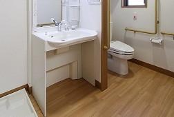 そんぽの家錦糸町(介護付有料老人ホーム)の画像(7)使いやすい洗面所