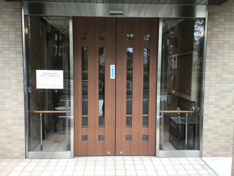 そんぽの家錦糸町(介護付有料老人ホーム)の画像(9)玄関口