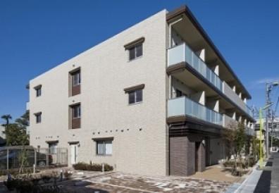そんぽの家S上野毛駅前(サービス付き高齢者向け住宅)の画像(1)外観