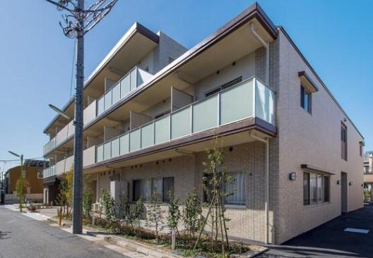 そんぽの家S上野毛駅前(サービス付き高齢者向け住宅)の画像(2)外観