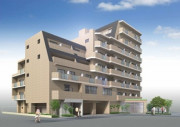 そんぽの家S西大井(サービス付き高齢者向け住宅)の画像(1)