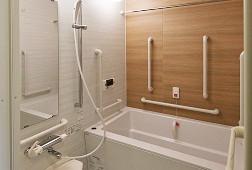 そんぽの家S高田(サービス付き高齢者向け住宅)の画像(6)居室浴室