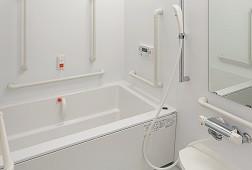 そんぽの家S上石神井(サービス付き高齢者向け住宅)の画像(9)居室の浴室です♪
