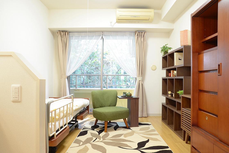 くらら上井草(介護付有料老人ホーム(一般型特定施設入居者生活介護))の画像(2)居室イメージ