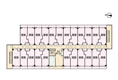 そんぽの家S高尾(サービス付き高齢者向け住宅)の画像(19)