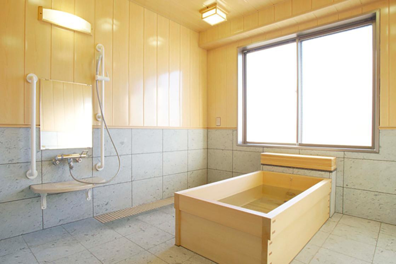 アリア久我山(介護付有料老人ホーム(一般型特定施設入居者生活介護))の画像(9)浴室