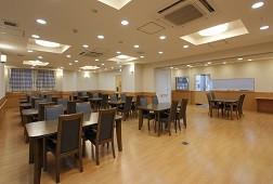 そんぽの家S板橋仲宿(サービス付き高齢者向け住宅)の画像(3)ダイニング