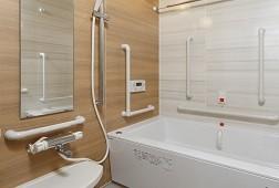 そんぽの家S板橋仲宿(サービス付き高齢者向け住宅)の画像(6)居室浴室