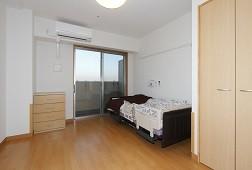 そんぽの家S板橋仲宿(サービス付き高齢者向け住宅)の画像(5)居室