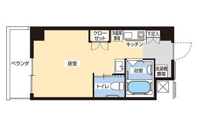 そんぽの家S日吉西(サービス付き高齢者向け住宅)の画像(8)