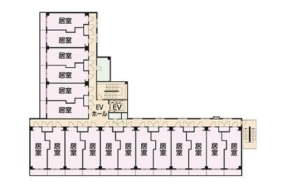 そんぽの家S稲城(サービス付き高齢者向け住宅)の画像(9)