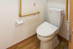 そんぽの家S綾瀬(サービス付き高齢者向け住宅)の画像(6)居室トイレ