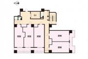 そんぽの家S綾瀬(サービス付き高齢者向け住宅)の画像(9)館内間取り図